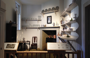 commercial - historic royal palaces - georgian kitchen - hampton court palace