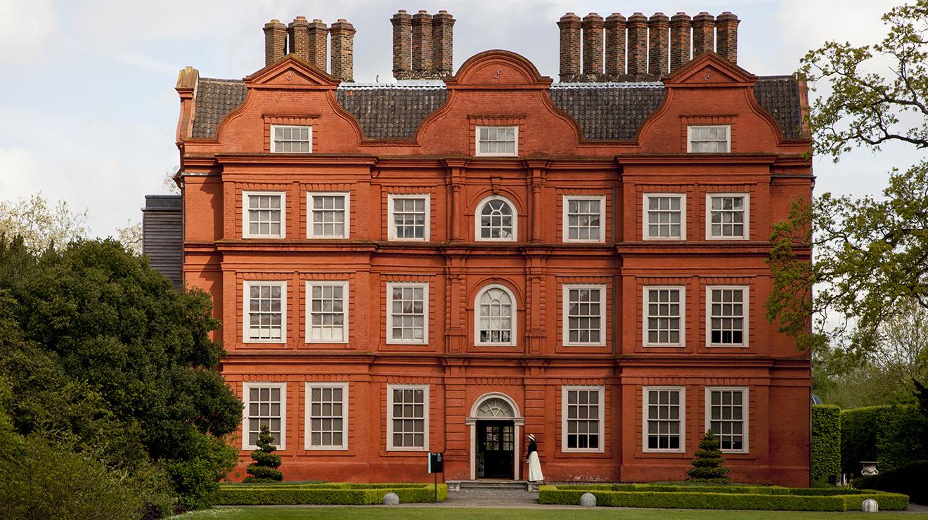 commercial - historic royal palaces - kew palace