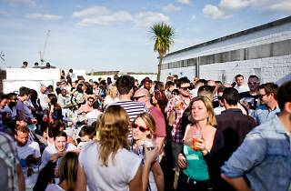 Hoja London Summer Sunday Rooftop Sessions