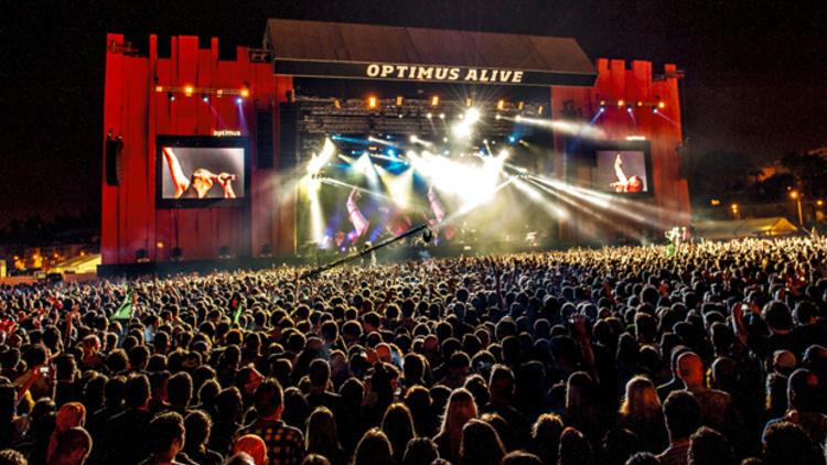 Optimus Alive festival