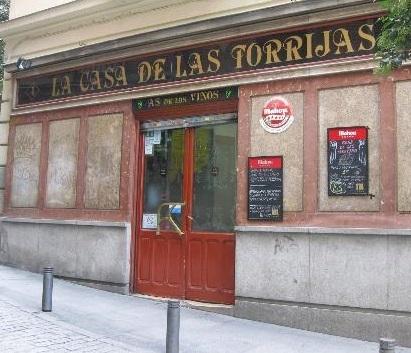 As de los Vinos - La Casa de las Torrijas