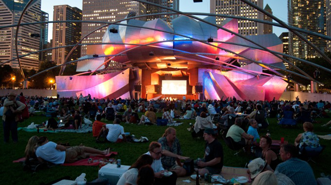 Millennium Park announces Summer Film Series