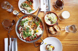 Readers voted Avec as the best new brunch in Chicago.