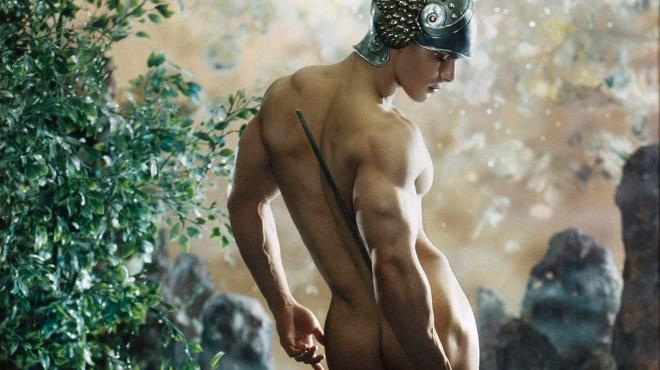 El hombre al desnudo. Dimensiones de la masculinidad a partir de 1800. Museo Nacional De Arte