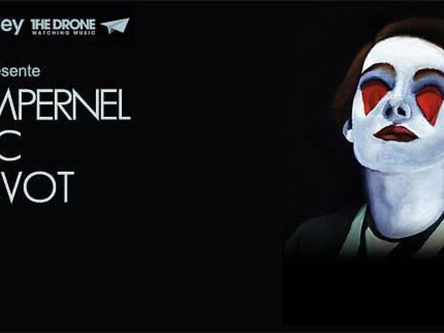 Dorian Pimpernel + Forever Pavot + Julien Gasc