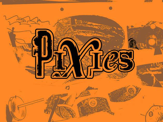 Pixies Indie Cindy album