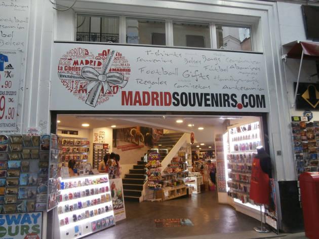 Madrid Souvenirs.com