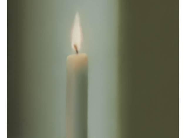 Gerhard Richter ('Kerze', 1982)