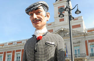 San Isidro 2016: Parade of Giants and Bigheads