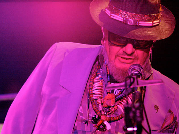 EFG LONDON JAZZ FESTIVAL: Dr John – A Tribute to Louis Armstrong