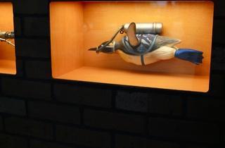 (Vue de l'exposition 'Mémoires vives' (Takeshi Kitano) / Photo : © TB / Time Out)