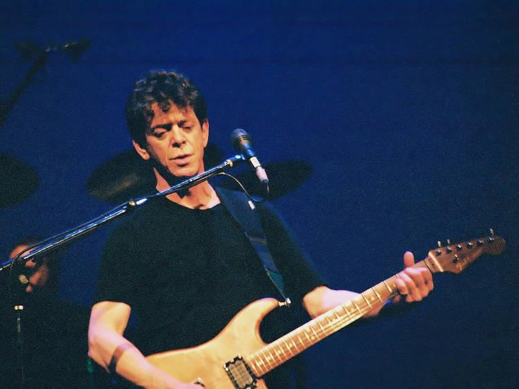 Lou Reed, poeta i músic