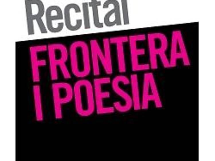 Frontera i poesia