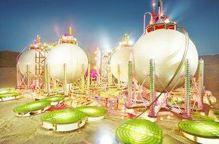 David LaChapelle ('Anaheim', 2013)