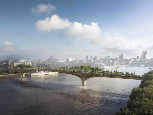 Sadiq Khan has scrapped the Garden Bridge