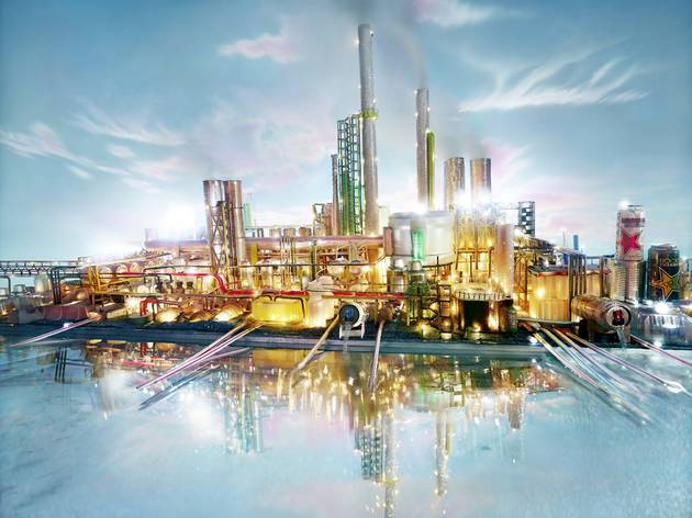 David LaChapelle ('Riverside', 2013)