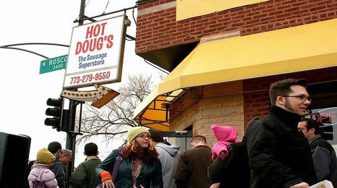 Hot Doug's, Chicago