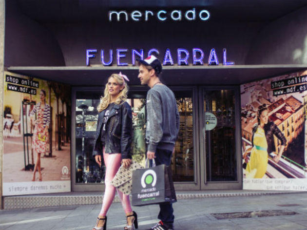 Mercado de Fuencarral