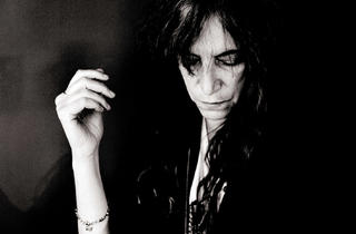 Patti Smith : Swans