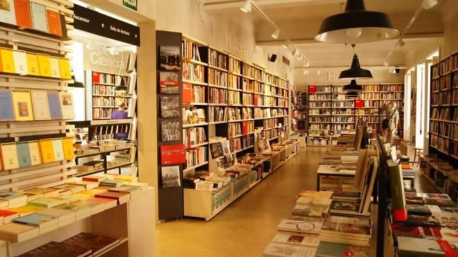 Librer as y papeler as en madrid de compras time out madrid - Libreria universitaria madrid ...