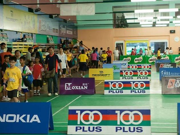 Michael's Badminton Academy Taman Megah