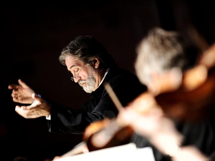 Jordi Savall dirigeix les simfonies 1, 2 i 4 de Beethoven