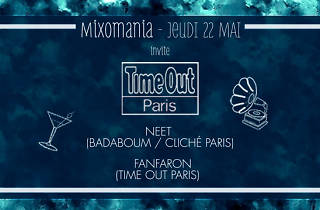 Apéro Time Out Paris x Mixomania