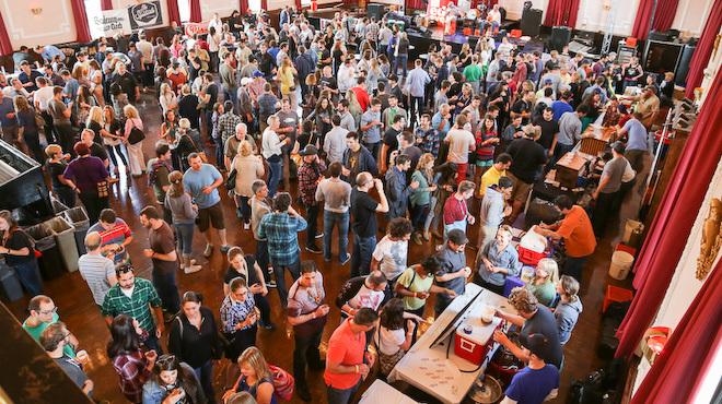 Logan Square Beer Festival
