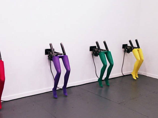 A look at Frieze New York 2014