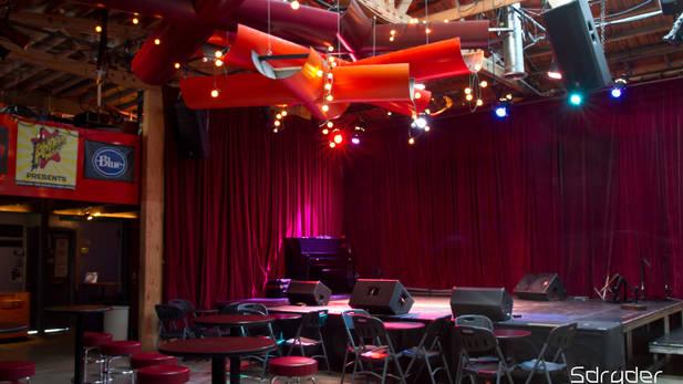 Bootleg Theater Bar Bootleg Bar