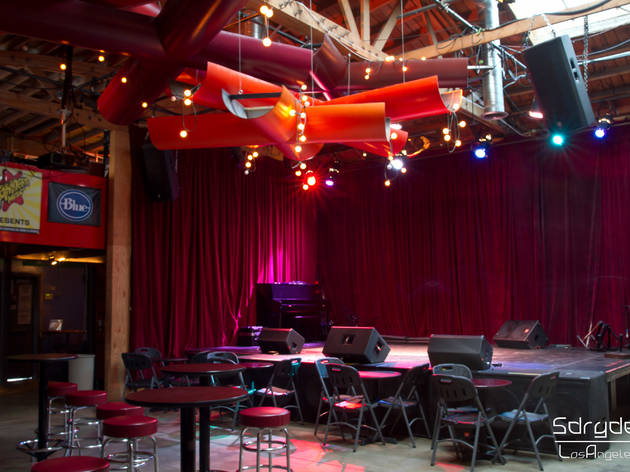 Bars and bites near the Bootleg Theater