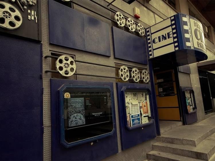 Pequeño Cine Estudio Magallanes
