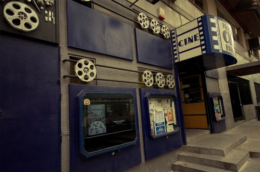 Las salas de cine con m s encanto de madrid - Butacas cine en casa ...