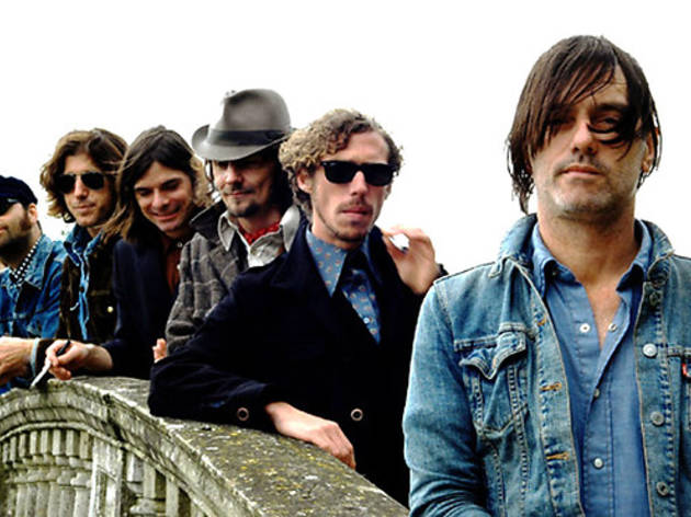 Primavera als Clubs 2014: Niña Coyote eta Chico Tornado + The Brian Jonestown Massacre + Har Mar Superstar + Holy Ghost! DJS
