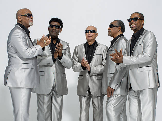 Round About Midnight: Blind Boys Of Alabama