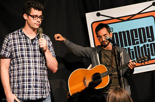 The Comedy Studio