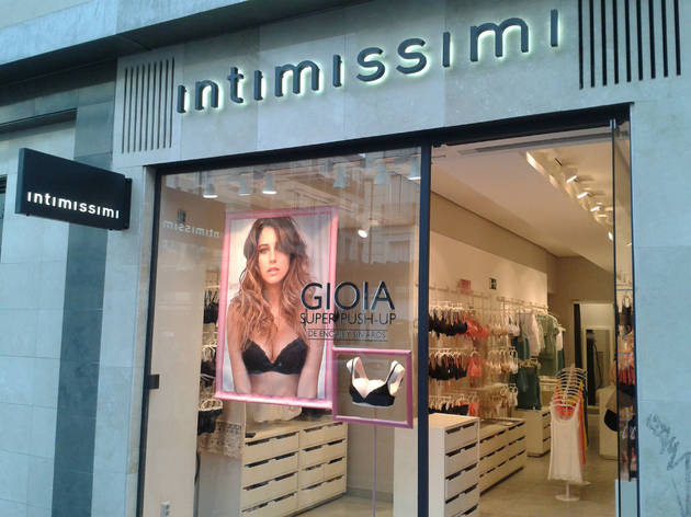 d8768af0ae Intimissimi | Shopping in Goya, Madrid