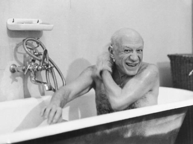 Picasso revelado por David Douglas Duncan