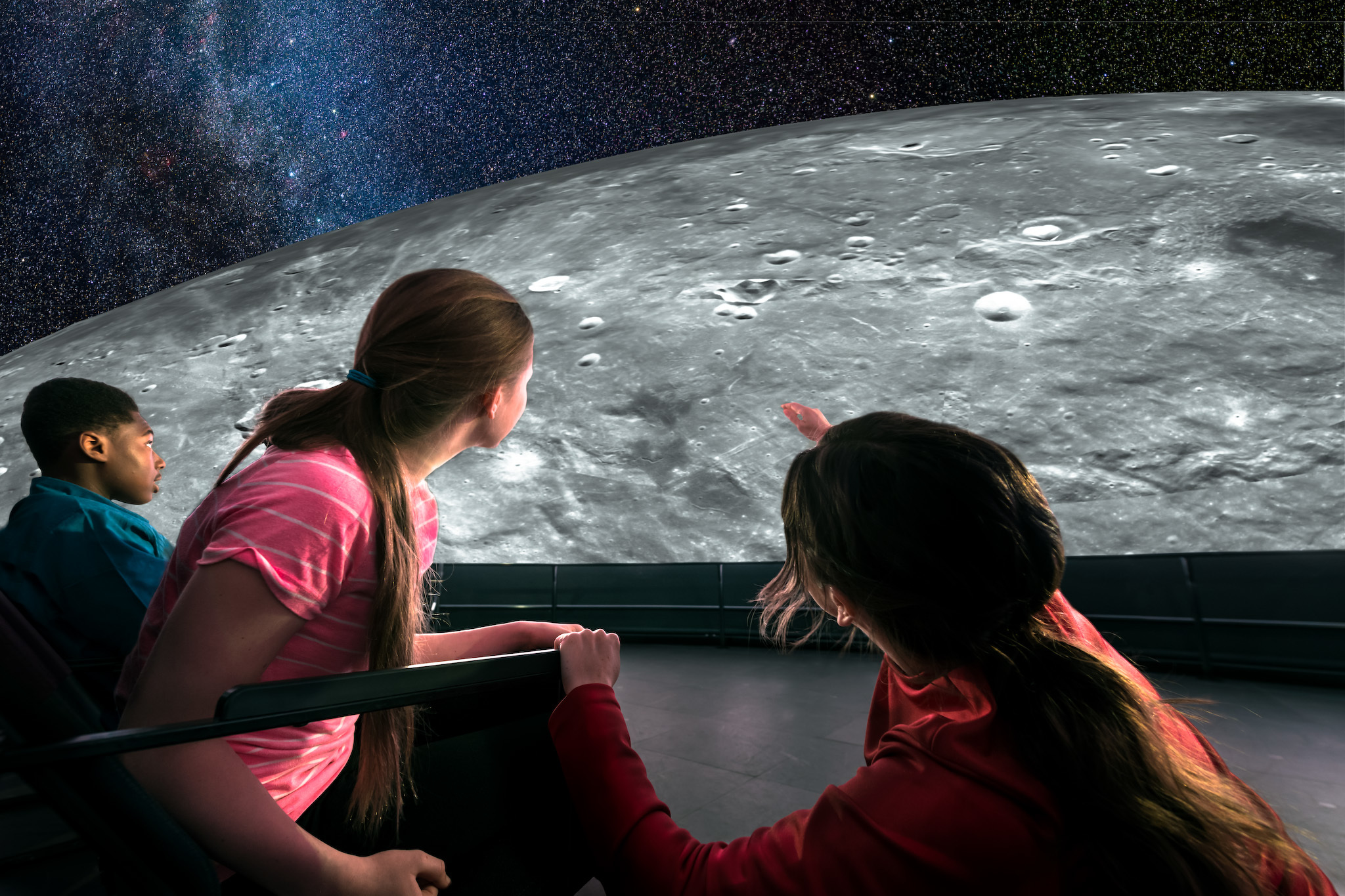 Summer camp at Adler Planetarium