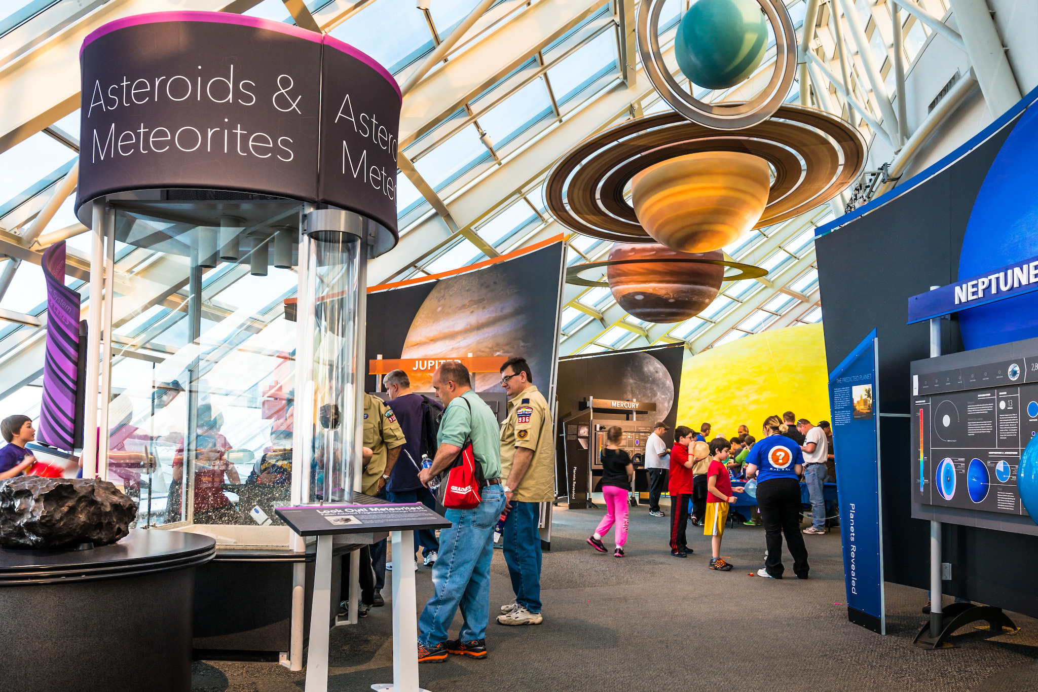 The best attractions in the South Loop
