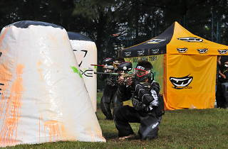 Dome Paintball