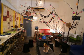 The Country Cat Café
