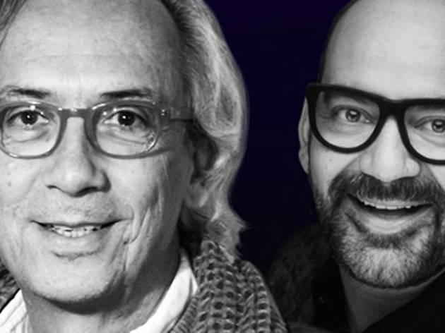 Instint: Bonaventura Clotet & Jose Corbacho
