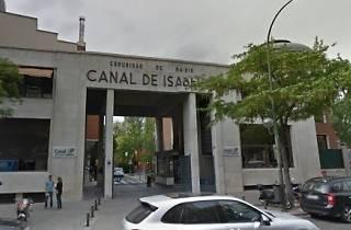 Sala de Exposiciones Canal de Isabel II