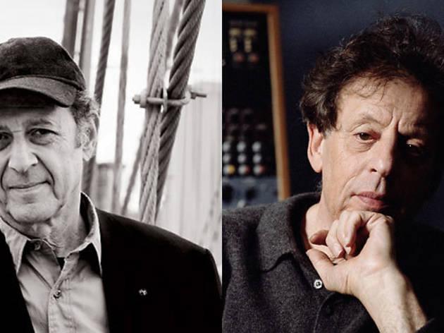 The Philip Glass Ensemble + Steve Reich and Musicians