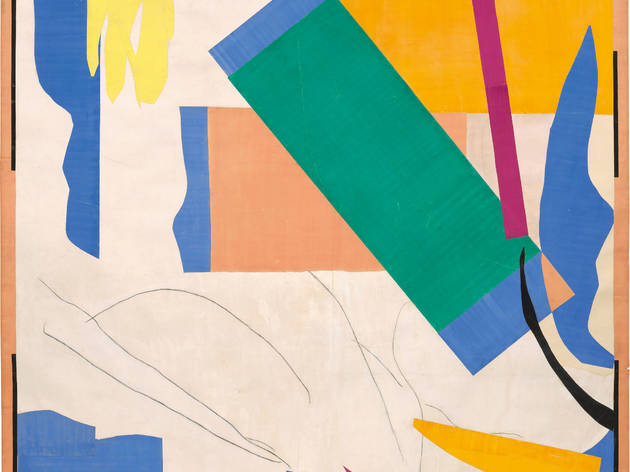"""Henri Matisse: The Cut-Outs"""