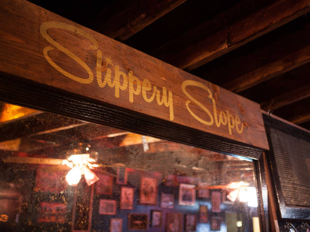 The Numero Group brings a monthly dance party to Slippery Slope