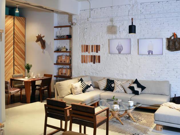 Las mejores tiendas en la condesa discos ropa y accesorios for Decoracion del hogar contemporaneo