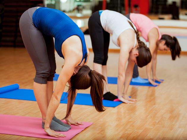 Pop Up Yoga