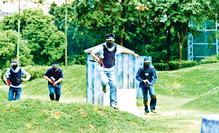 Xtion Paintball Park